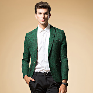 Yeşil renk blazer ceketle ne giyilir, kombin