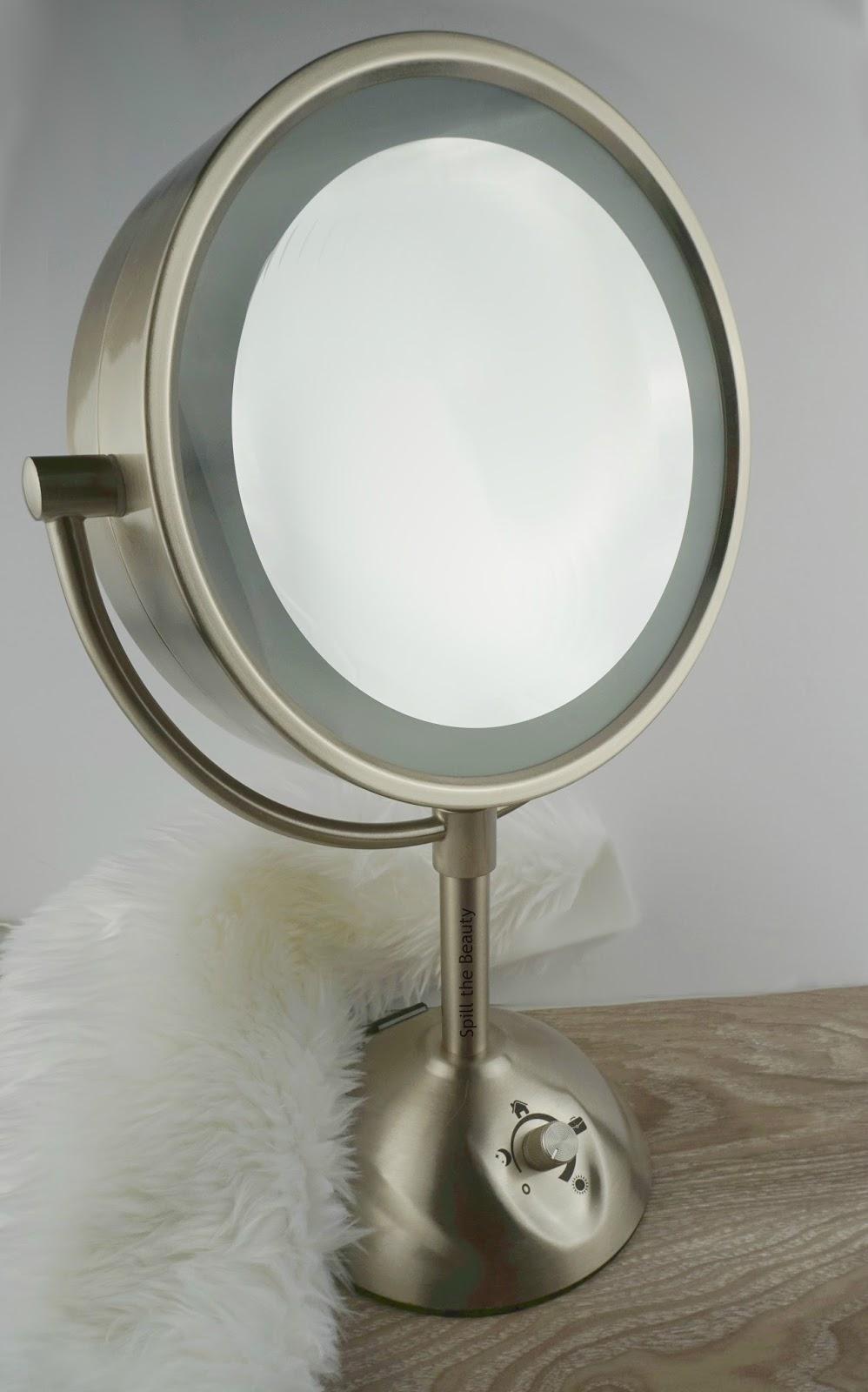 Conair True Glow Magnifying Mirror