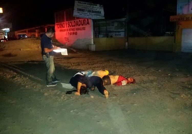 Pese a operativos, 12 personas son ejecutadas en racha sangrienta en Sinaloa