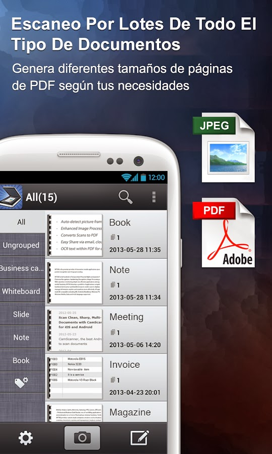 By Photo Congress    Camscanner Pro Apk