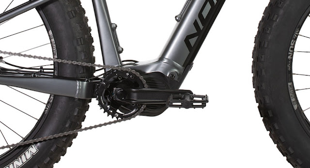 Norco electric fat bike Bigfoot VLT electric fat bike electric Bigfoot Fatbike Republic Newfoundland