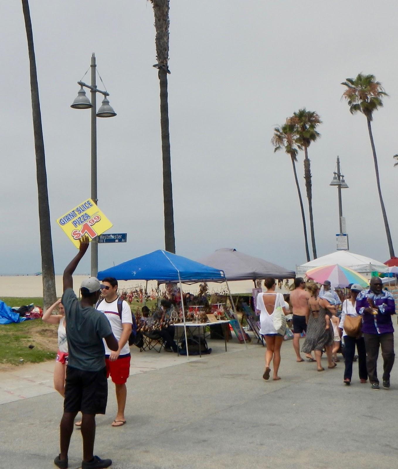 County Recurrent: Sunday, July 23, 2017: Venice Beach ...