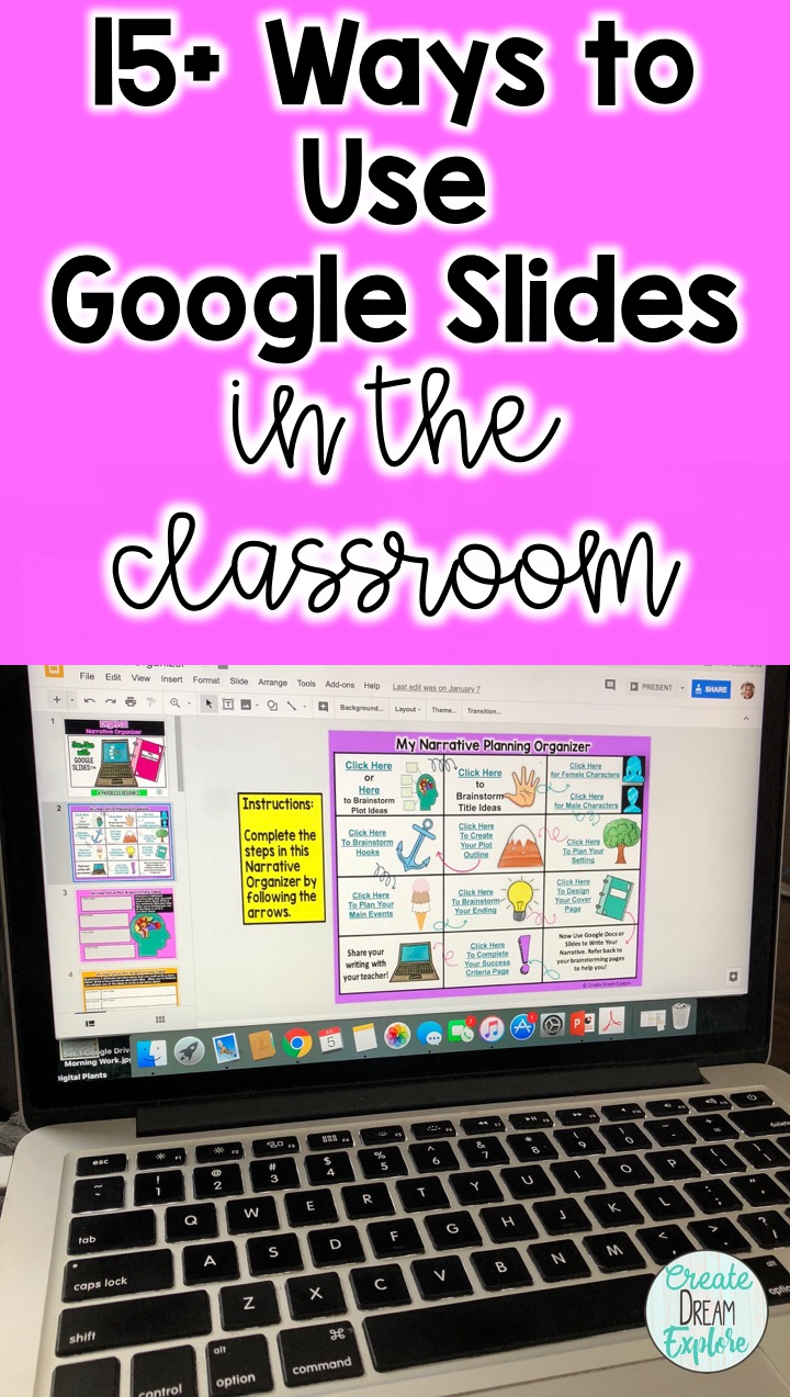 Subscribe Now How to Use Google Slides