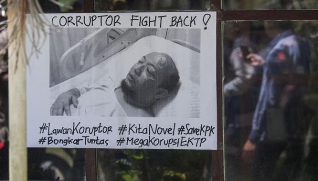 Polri Klaim Penyerang Penyidik KPK Novel Baswedan Sudah Diketahui