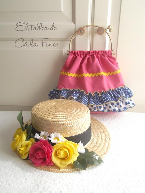 bolsos-canotier-flamenco