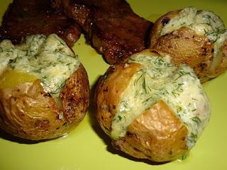 Картофель с сыром запеченный в духовке