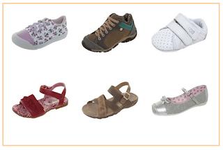 Calçados infantis - Dicas de como comprar
