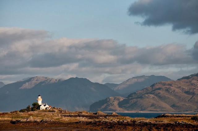 Isleornsay, Skye, Scotia