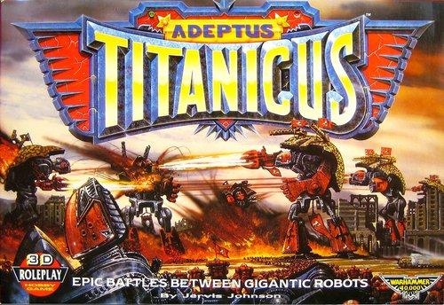 Games Workshop Adeptus Titanicus