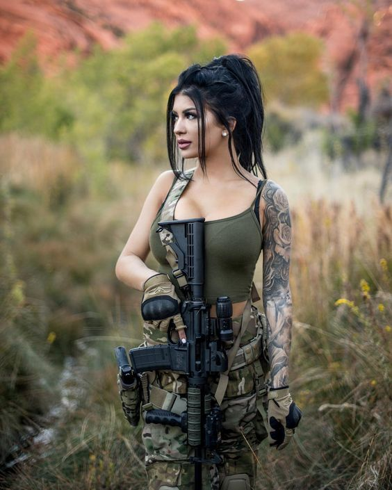 Amazing Wtf Facts 10 Interesting Facts About Women In Army-6834