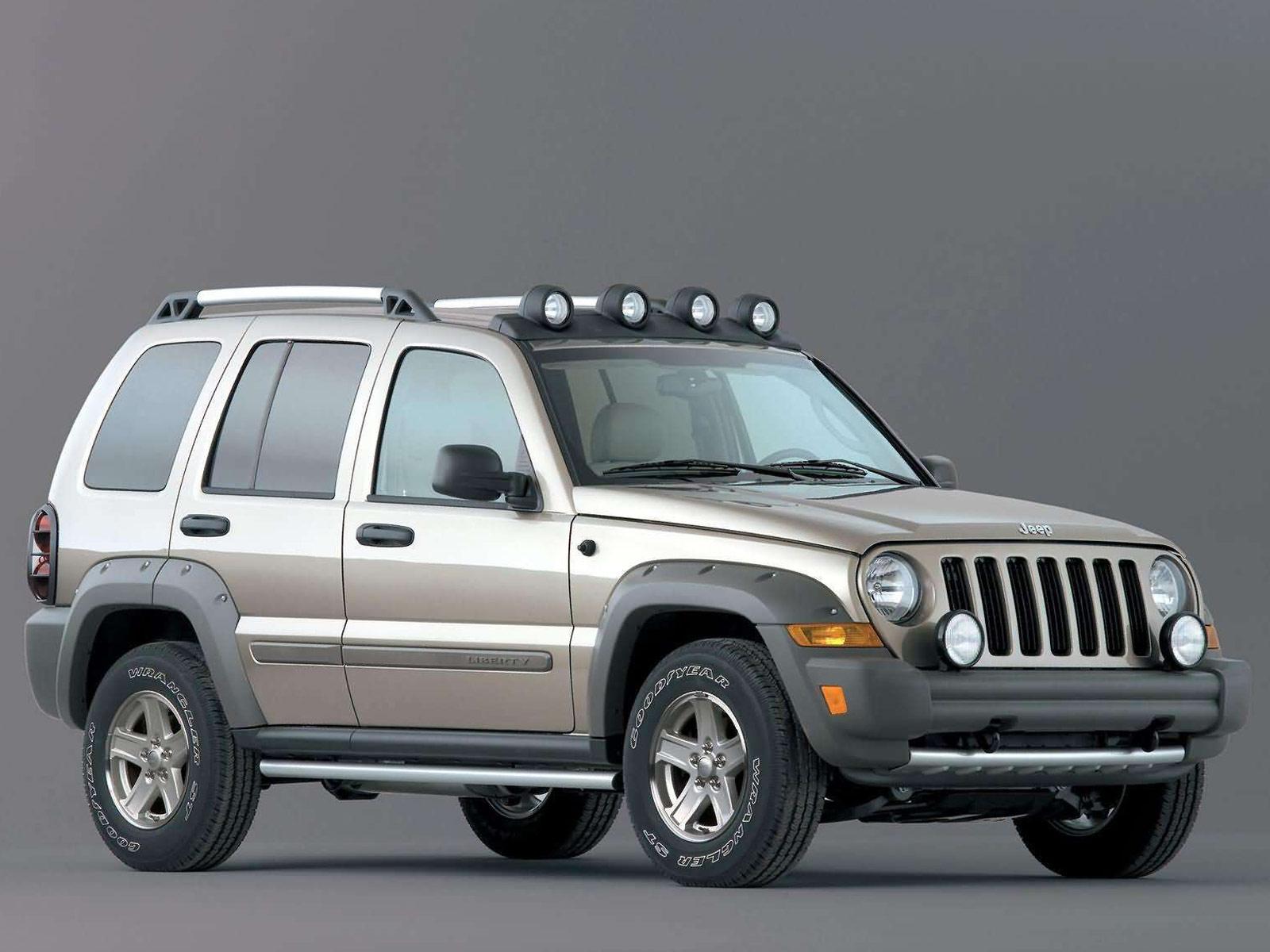 2005 Jeep Liberty Renegade 3 7