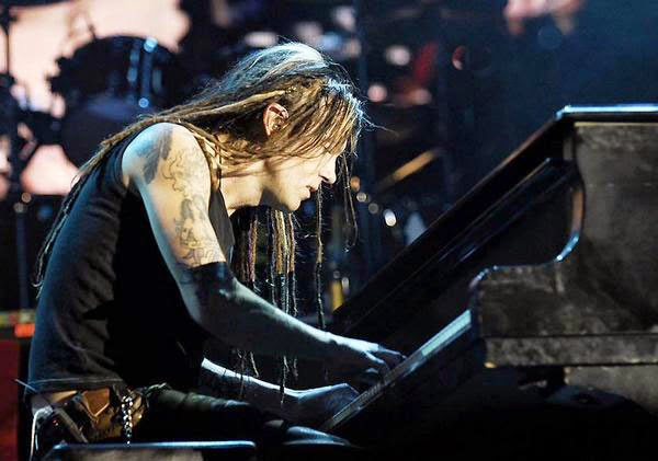 Dizzy Reed - Guns and Roses