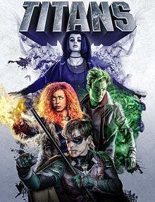 Sinopsis pemain genre Serial Titans (2018-)
