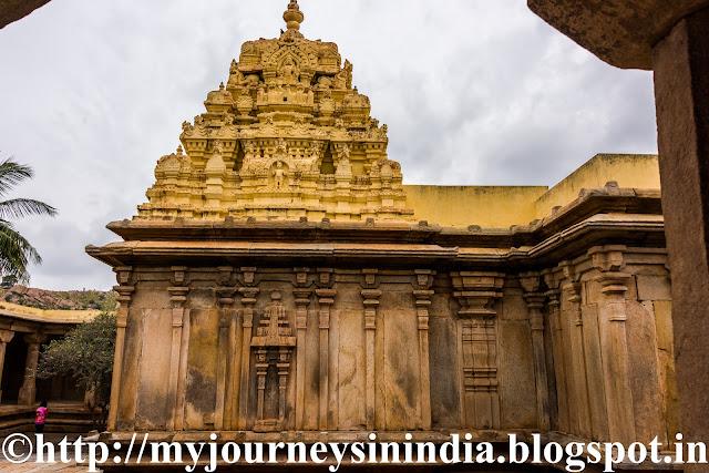 Nambi Narayana Temple Tower