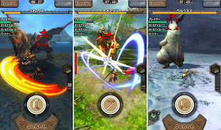 Monster Hunter Explore Apk Mod (High Damage/God Mode/Auto Battle)
