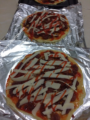 Tips dan Cara Membuat Pizza Rumahan Anti Gagal !