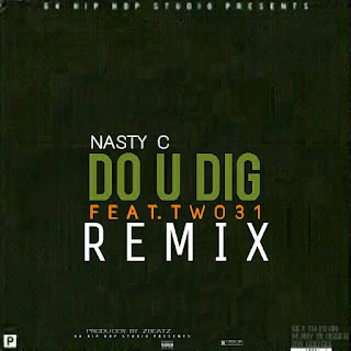 Nasty C Feat. TWO31 - Do U Dig (Remix)