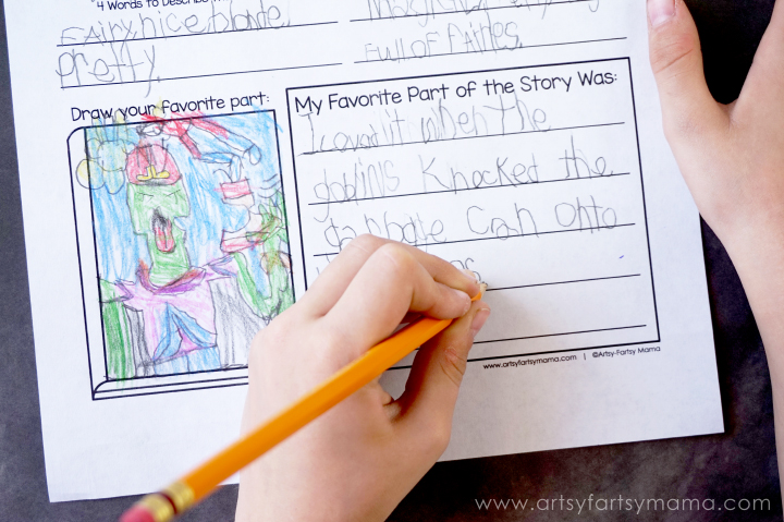 Free Printable Book Report Form artsy-fartsy mama - printable book report forms