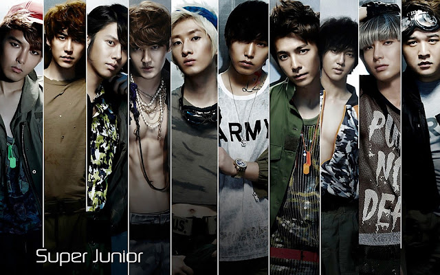 Lirik Lagu Marry U ~ Super Junior