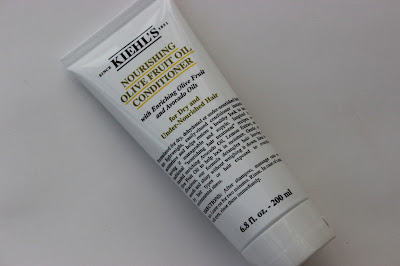 Kiehl's Nourishing Olive Oil Conditioner review