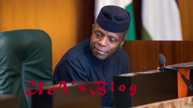 Reps panel summons Osinbajo