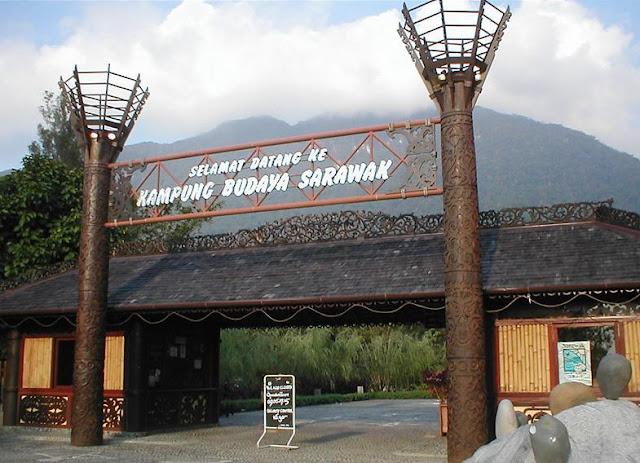 Kampung Budaya Kuching