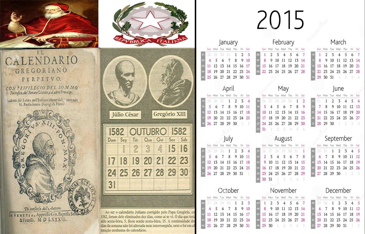 Calendario Gregoriano.Restaurando Veredas O Verdadeiro Shabat Parte 1
