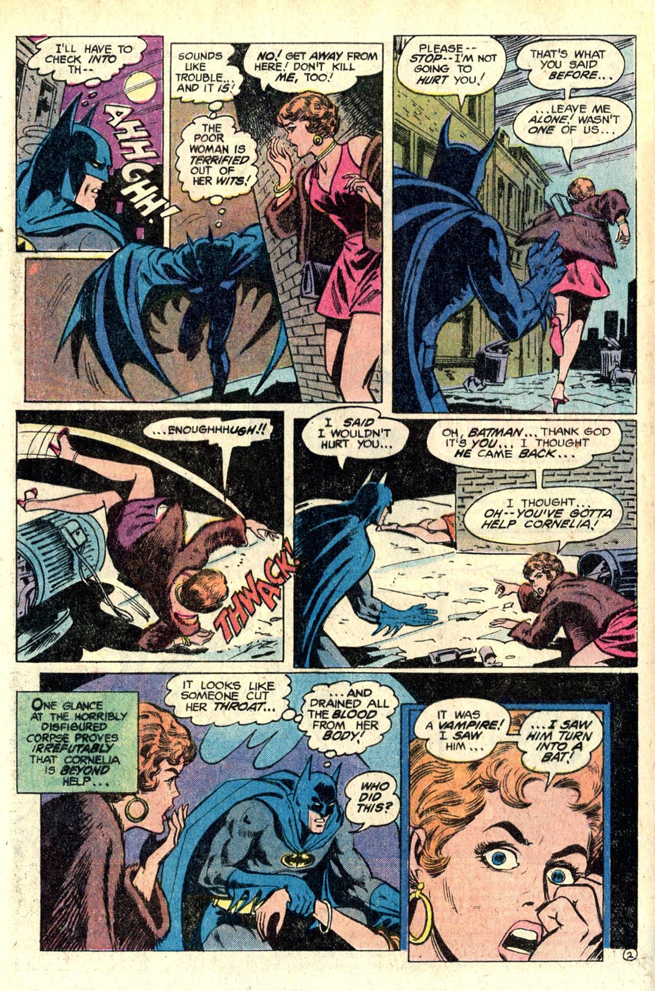 Detective Comics (1937) 489 Page 3