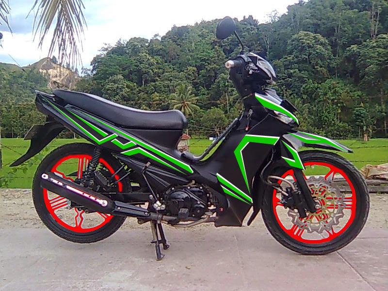 Variasi Motor Yamaha Vega Zr referensi