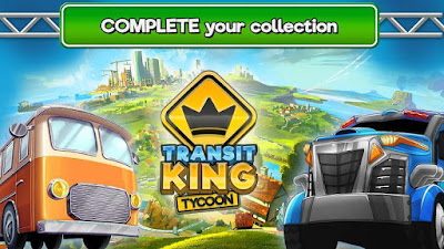 Transit King Tycoon Mod Apk Download (Unlimited Money) android