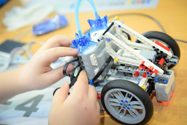 Πρωτοπορεί ο Δήμος Ναυπλιέων στην Ρομποτική - Εγκαίνια σήμερα του Κέντρου Εκπαιδευτικής Ρομποτικής