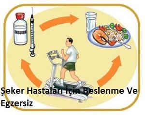 Şeker Hastaları İçin Beslenme Ve Egzersiz