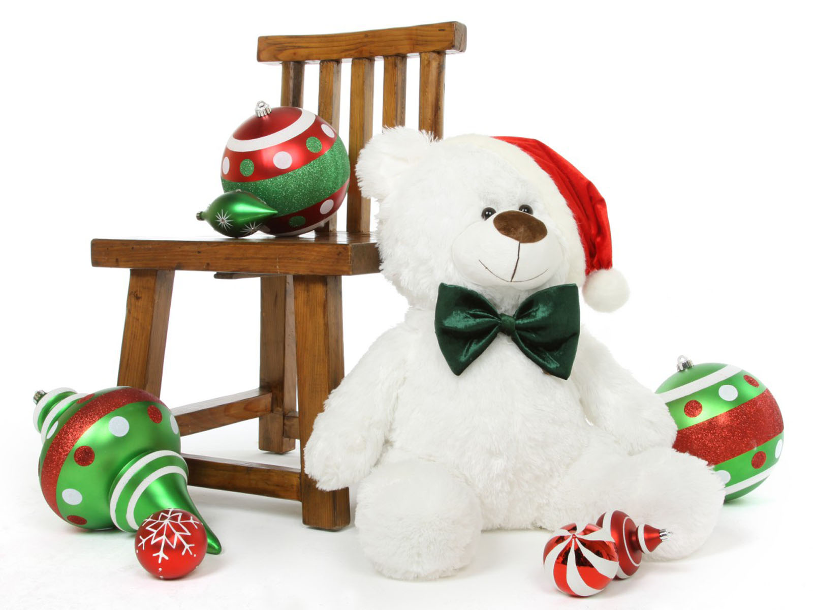 Christmas Teddy Bear Wallpaper: Wallpapers: Christmas Teddy Bear Wallpapers
