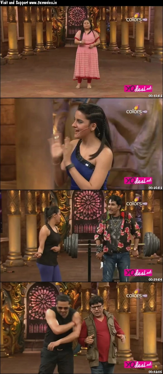 Comedy Nights Bachao 26 March 2016 HDTV 480p