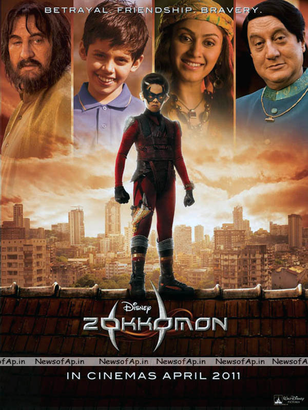 Review Filem Zokkomon