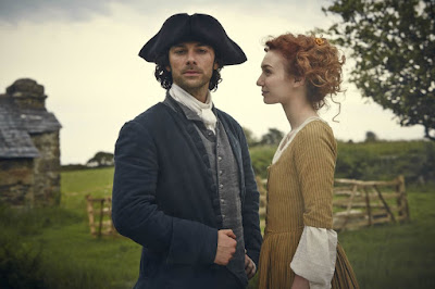 Poldark, AidanTurner, Eleanor Tomlinson. Dressed for Drama, Worcester Cathedral