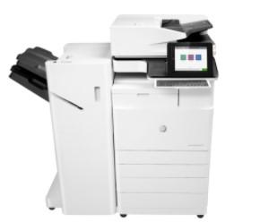 HP LaserJet Managed MFP E72525-E72535 Télécharger Pilote