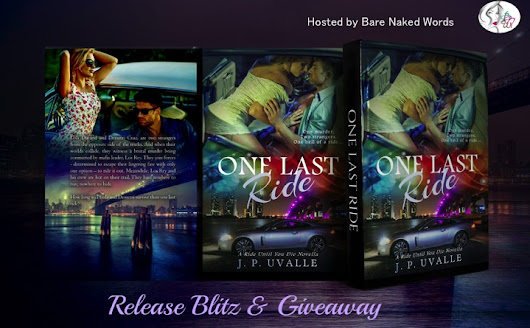 New Release: One Last Ride by J. P. Uvalle