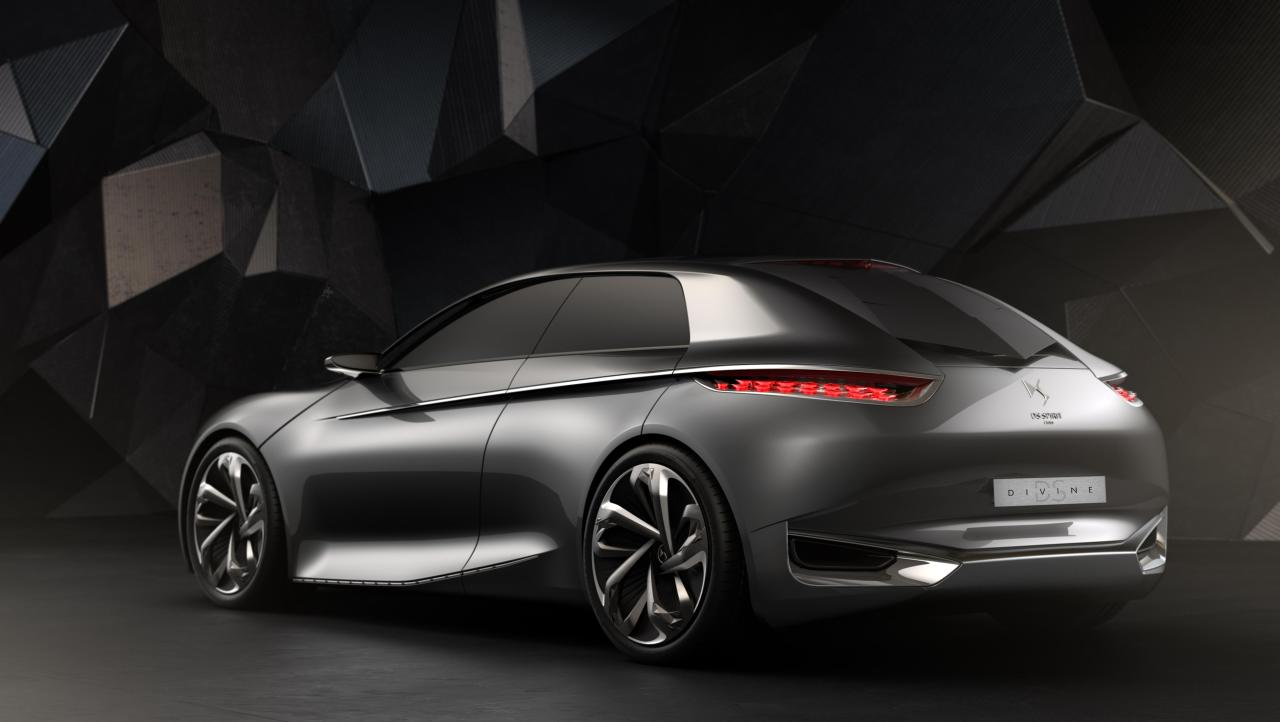 new citroen divine ds concept could lead to a production model carscoops. Black Bedroom Furniture Sets. Home Design Ideas