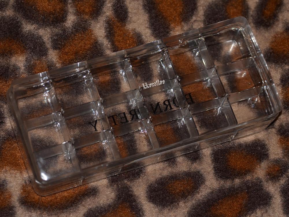 BornPrettyStore Gigantic Clear Jelly Stamper + Płytka do stempli Harunouta L031