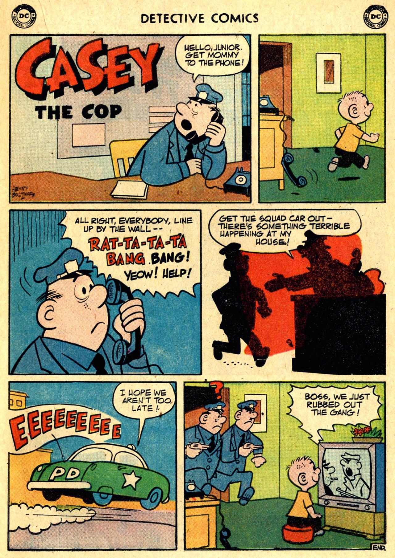 Read online Detective Comics (1937) comic -  Issue #275 - 17