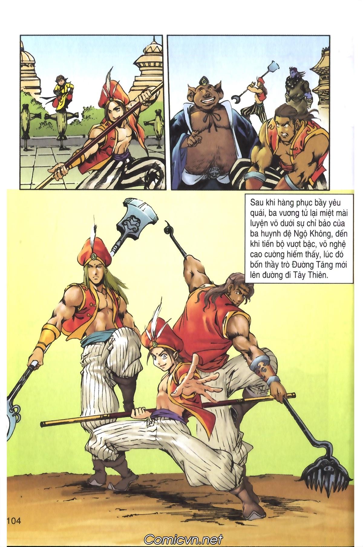 Tây Du Ký màu - Chapter 126 - Pic 15