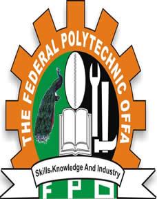 Federal Poly Offa 1st Semester Academic Calendar Schedule