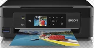 Epson XP-432 Controlador de impresora Windows y Mac gratis