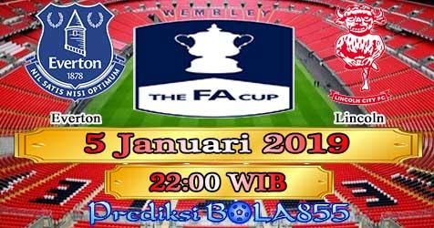 Prediksi Bola855 Everton vs Lincoln 5 Januari 2019