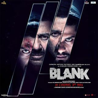 Blank-movie-review-hindi-karan-kapadia-sunny-deol-samay-tamrakar-bollywood