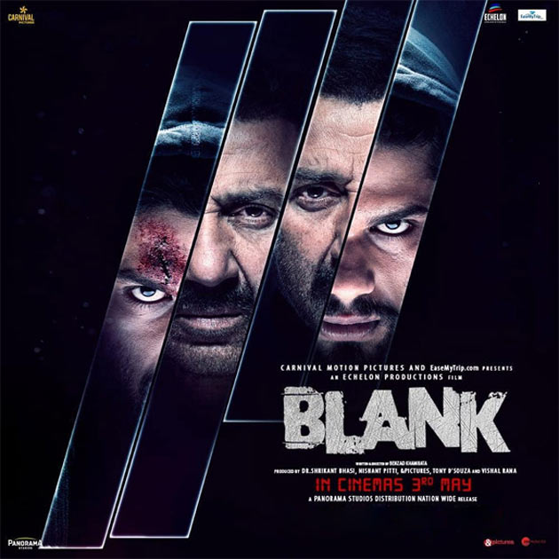 Blank-movie-review-hindi-karan-kapadia-sunny-deol-samay-tamrakar-bollywood