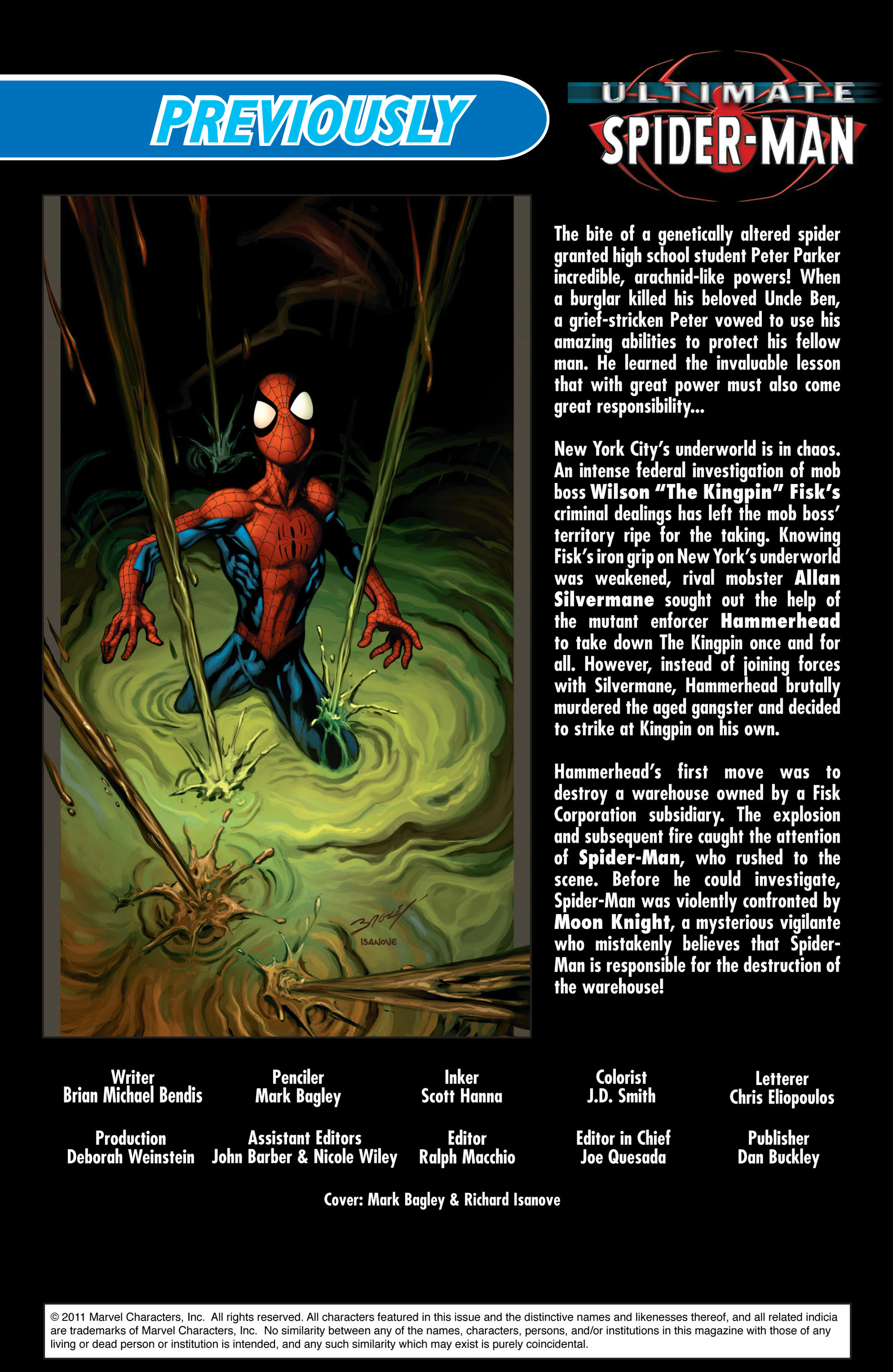Read online Ultimate Spider-Man (2000) comic -  Issue #80 - 2