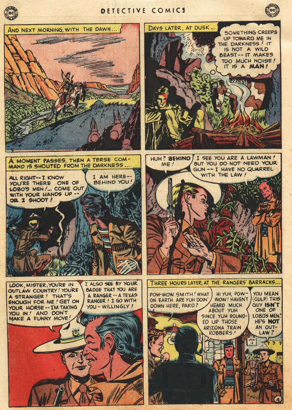 Detective Comics (1937) 155 Page 38