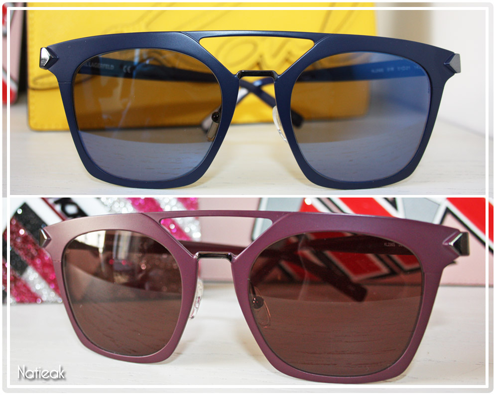 lunettes de soleil Karl Lagerfeld d'Optic 2000
